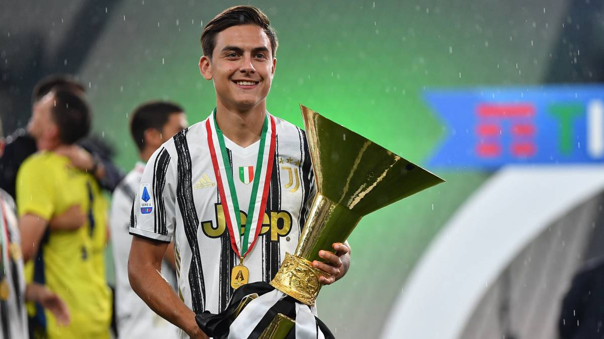 Juventus clear-out won't include Cristiano Ronaldo or Dybala - AS.com