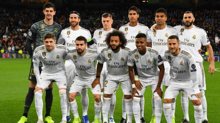 Real Madrid Full Laliga 2020 21 Fixture List Clasico Madrid Derby Dates As Com
