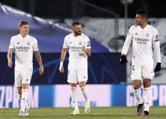 Who Can Real Madrid Face In Champions League Last 16 As Com
