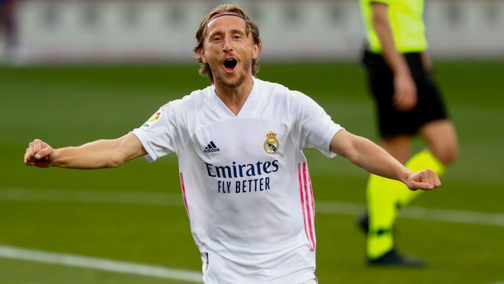 Modric agrees new deal with Real Madrid - AS.com