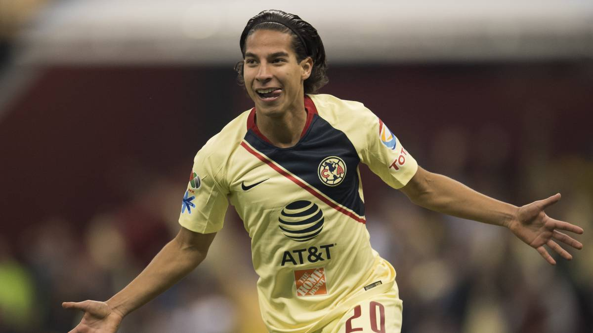 online store 9ce34 11cb0 Diego Lainez signs for Betis - AS.com