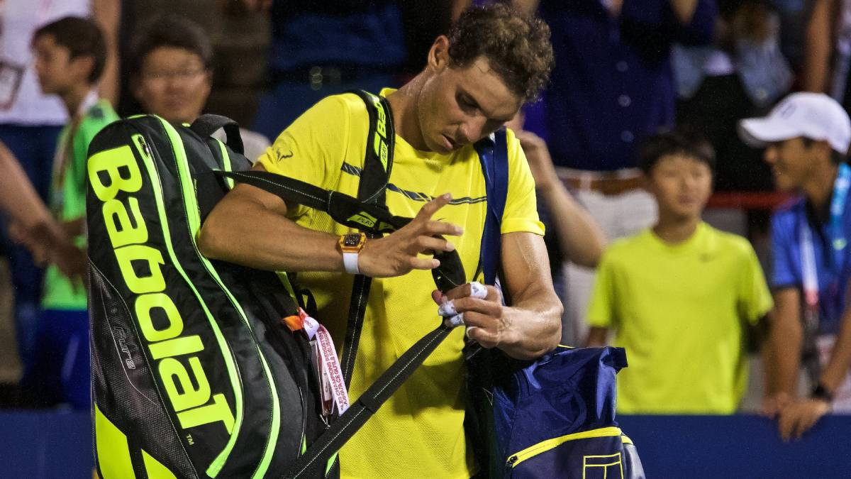 Rogers Cup Nadal Suffers Worst Defeat Of The Season In Montreal As Com