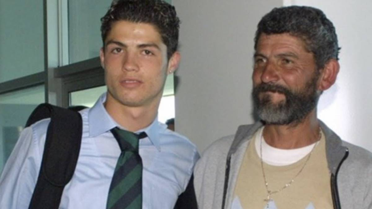 Ronaldo's sister posts touching message to late father - AS.com