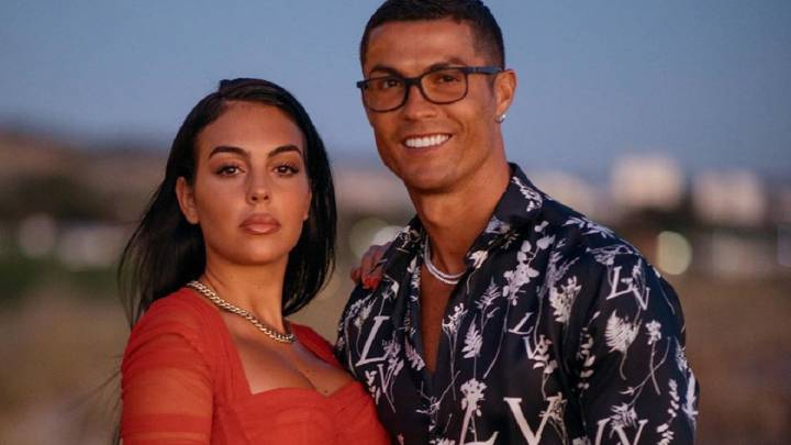 Ronaldo Beau Georgina Says Yesss As Wedding Rumours Intensify As Com